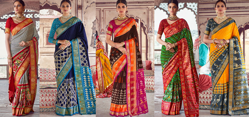 15 Creative Saree Draping Style for Elegant Look