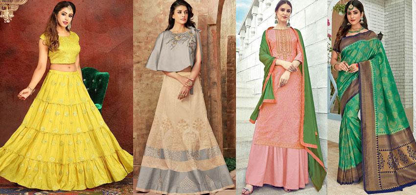 5 Ways to Ensure a Dazzling Diwali Wardrobe