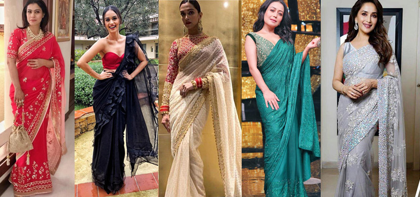 Long-lived Relationship between Sarees and Indian Cinema