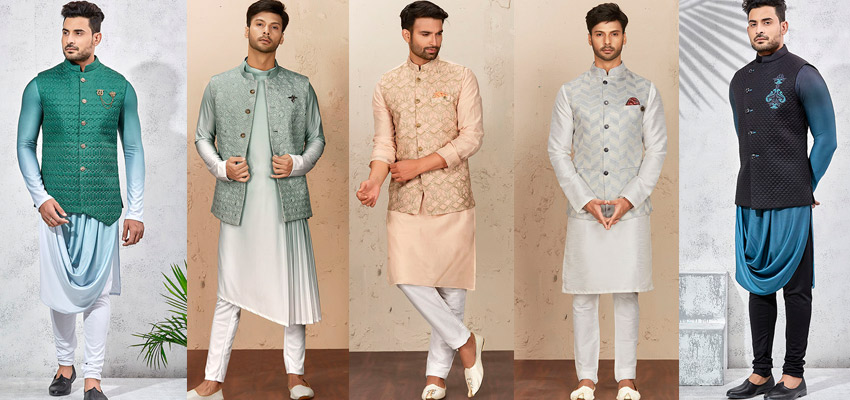 Style Recommendations for Men in Indian Ethnic Wear for Different Occasions
