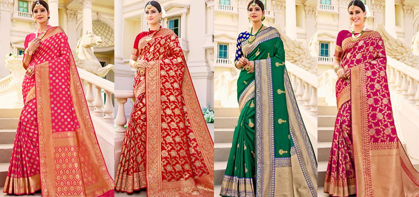 Newest Saree Styling Tips and Recommendation For 2021