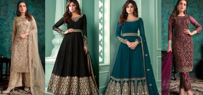 Get These Designer Salwar Kameez For Festive Month of Ramadan and Eid