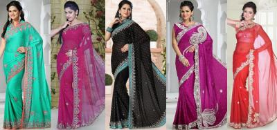 Handwork Sarees That can never fade in Fashion World
