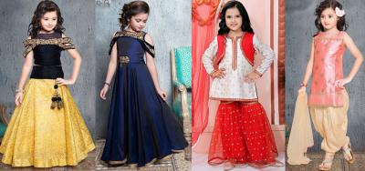 How to choose Ethnic Wear for Teen Girls? Tips and Guidelines
