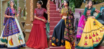 How to Style Chaniya Choli? Style Tips for Navratri 2015