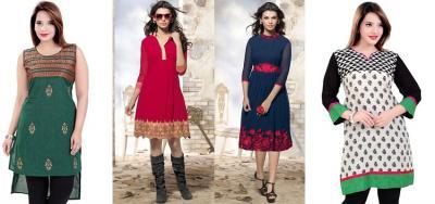Wardrobe Staples: 5 Types of Kurtis for College Going Girls