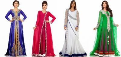 Kaftan Dresses: Fashion, Trend and Style Tips