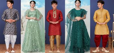 Significant Tips to Dress Your Kids in Ethnic Wear