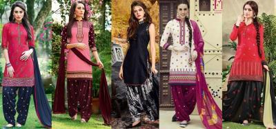 Patiala Salwar: an Easy & Comfortable Wear for Hot Summer