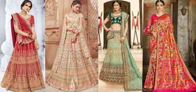 What to wear on Your Wedding Day ? Saree or Lehenga